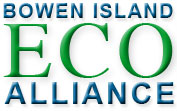 Bowen Island Eco Alliance Logo
